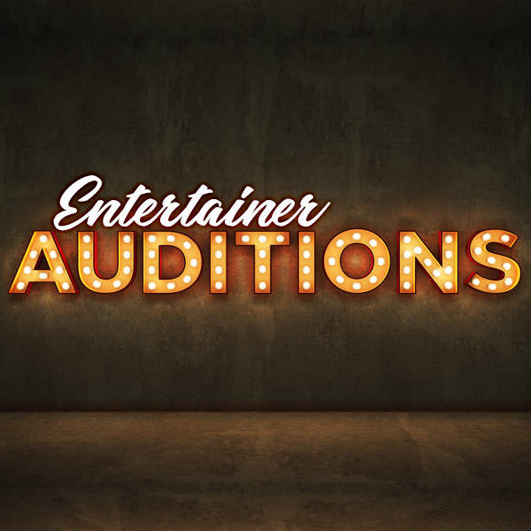 Entertainer Auditions